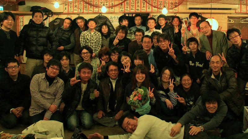 2011忘年会