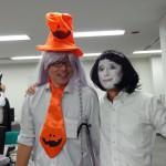 切霧さん と 朱美ちゃん