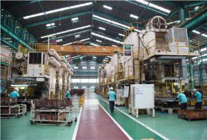 台湾 工場風景1