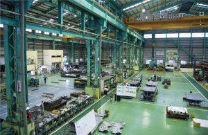 台湾 工場風景2